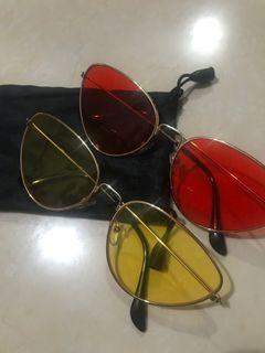 PAKET kacamata fashion wanita