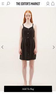 pimm tie dress tem editors market