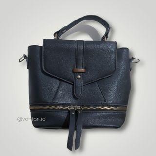 Tas 3in1 (bisa untuk ransel, slempang / handbag *jinjing)