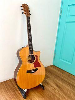 Taylor 814ce guitar