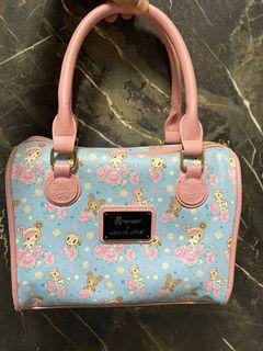 Tokidoki X Ashlyn Anne Pastel Clover Bowler Bag