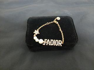 黃銅珍珠手鍊