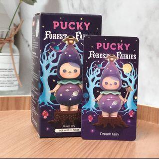 泡泡瑪特 Pucky 畢奇 精靈森林系列 夢幻精靈