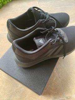 Adidas Coreracer Men Black Size UK 8