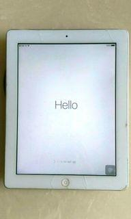 Apple 平板ipad 2,3 等零件機 名單如下