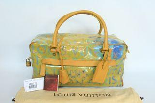 Authentic Louis Vuitton Richard Prince Very Limited edition  2008 Collectors Item