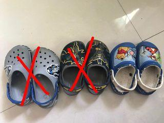 Authentic Used Crocs for kids
