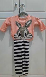 Baju bayi set