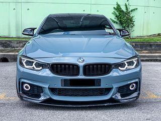 BMW F32 428i 300HP  TUNED FULL SPEC