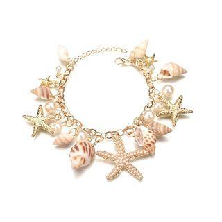 Bronzed Glow Bracelet