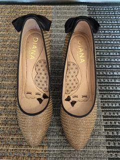 Diana 專櫃女跟鞋 婚禮鞋