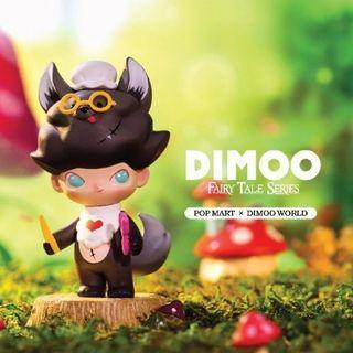 DIMOO童話系列-大灰狼