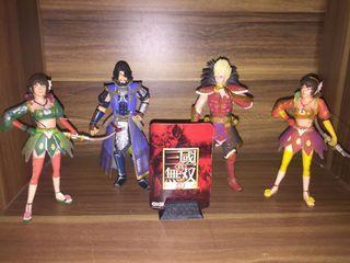 Figure / Mainan Shin Sangoku Musou (Game)