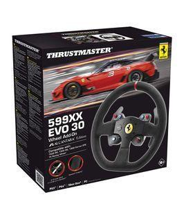 Free Delivery XBOX PS5 PS4 PS3 PC Thrustmaster Ferrari 599xx evo wheel