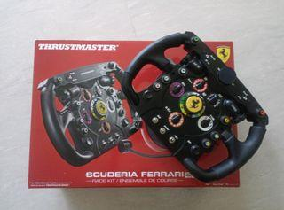 Free Delivery PS5 PS4 PS3 PC Thrustmaster Ferrari F1 wheel add on