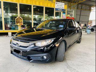 Honda civic 1.5TC