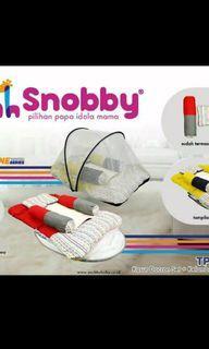 Kasur bayi merk snobby
