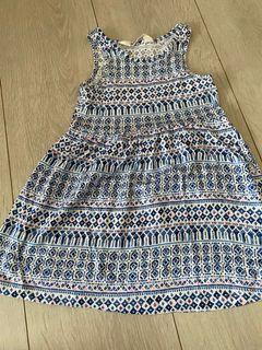 New H&M Baby Dress 1.5-2Y