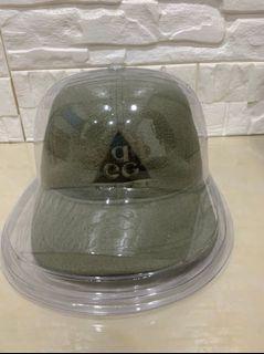 Nike ACG 分割絨帽 綠