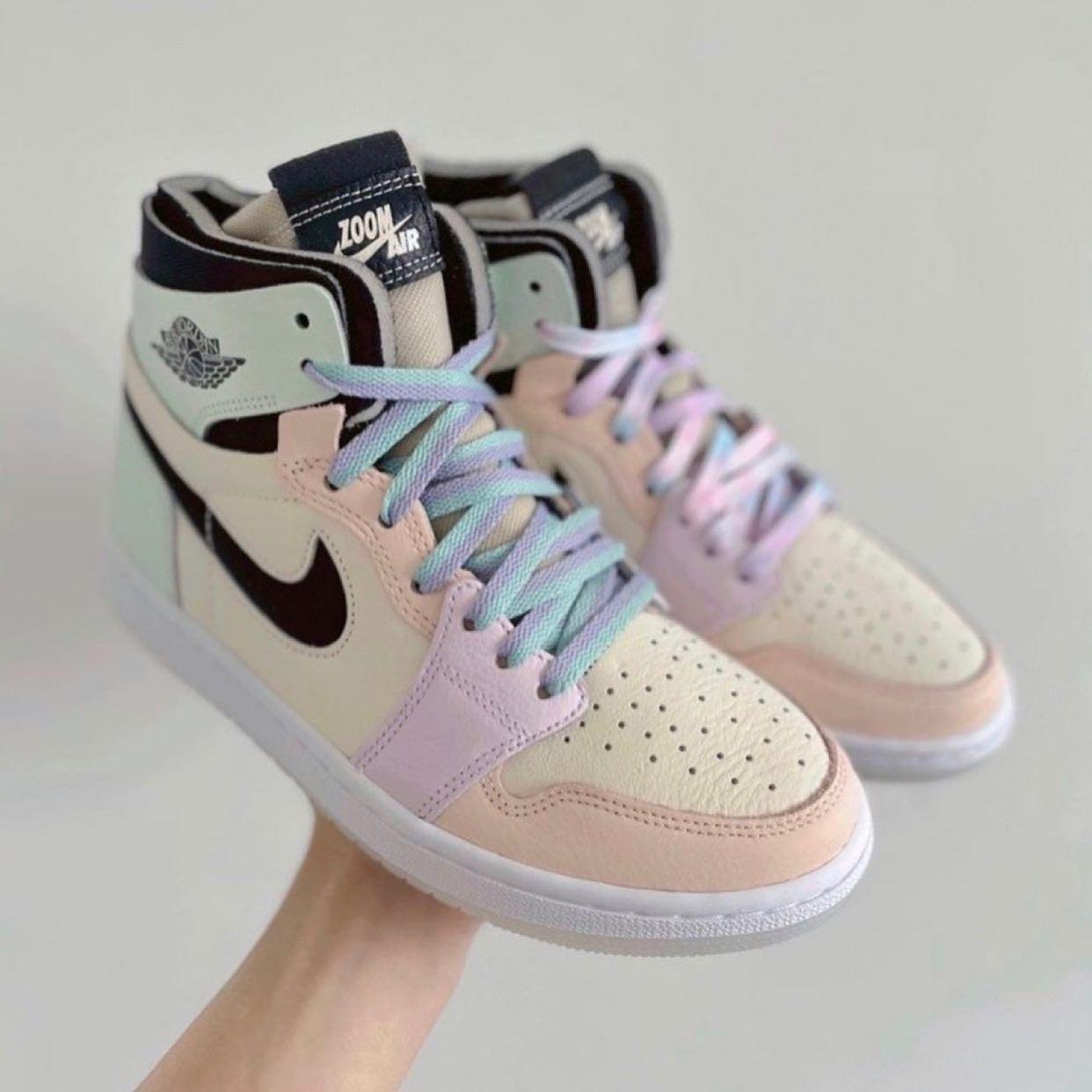 Nike Air Jordan 1 Zoom Air CMFT ' Easter ', Women's Fashion ...
