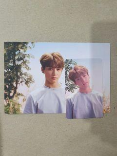 Pc jungkook her o + live photo oneul