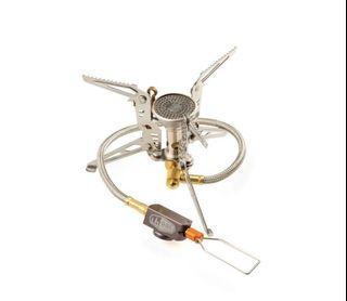 GSI PINNACLE 4 SEASON STOVE 戶外 分離式 gas 爐
