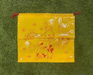 Pokémon Pokemon Yellow Drawstring Bag #NakUpgrade