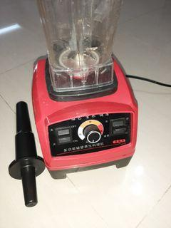 Powerfully high speed blender
