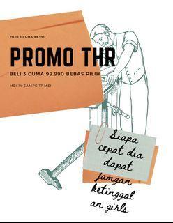 Promo thr