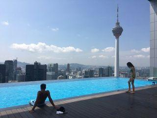 Resident KLCC with Swimming Pool Free Iphone 12 (non-bumi)