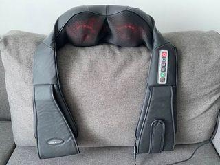 Shiatsu Kneading Neck , body & Back Massager with heat