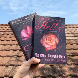 Short Stories From Hell (Prom Night & Kisses) by Various Authors [Preloved/Original]
