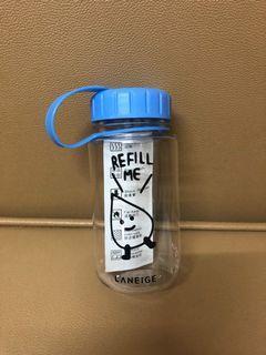 (1@$15, 3 $40)laneige water bottle 水樽