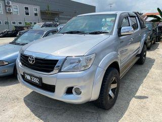 2011 Toyota Hilux Facelift 2.5 Auto 4x4