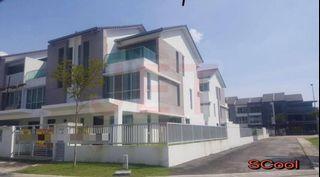 Ambang Btanic 2, 3 Storeys Link House for  Rent