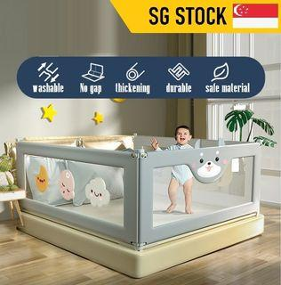 Baby Bed Rail Guard Fence Safety Bedrail