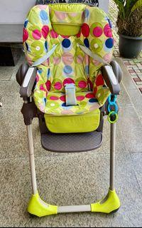 Chicco High Chair Polly 2 in 1