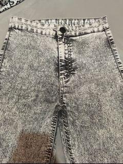 cotton on high waist skinny denim