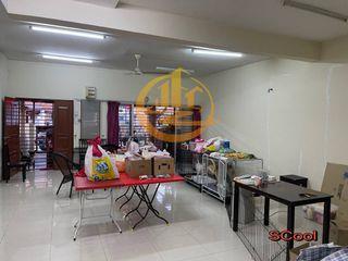 Double Storey for Rent at BAYU TINGGI KLANG