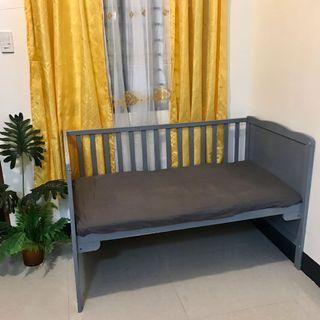 Dwelling crib, newborn to school age