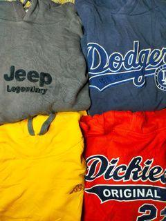 Hoodie Jacket Dickies Jeep MLB 100%ORI