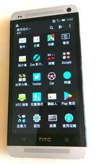 HTC One M7 801e 16G 90%new
