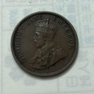 India 1/4 anna 1934