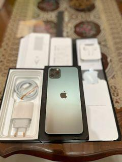 Iphone 11 Pro Max 256Gb Ibox,Garansi Panjang.Like New Istimewaaa