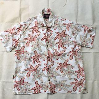 Kemeja Hawaii vintage pattern/ hawaii an