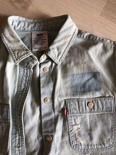 Levi's Jean Jacket Shirt