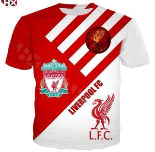 Liver Pool Jersey Shirt