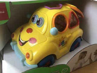Mainan anak puzzle mobil mobilan/puzzle music car/mobil mobilan anak puzzle