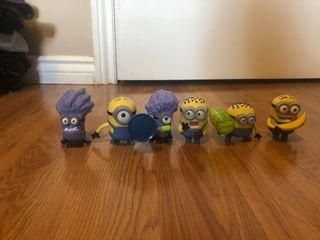 Minions Collectible Toys
