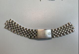 Rolex 勞力士 20mm 原廠 五珠帶 鋼帶 end link